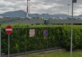 Bergamo, Italy, 2005 (1374 parking spaces)